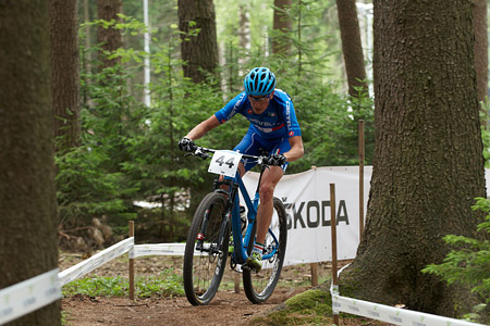 Stefano Valdrighi at UCI MTB WORLD CHAMPIONSHIPS - XCO/XCE (2016)