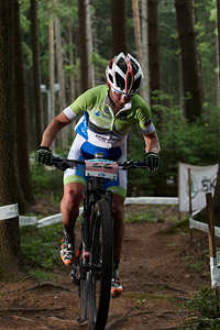 Tanja Zakelj at UCI MTB WORLD CHAMPIONSHIPS - XCO/XCE (2016)