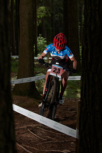 Frederique Trudel at UCI MTB WORLD CHAMPIONSHIPS - XCO/XCE (2016)