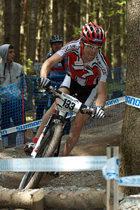 Giancarlo Sax at UCI World Cup #3 - Nové Mesto na Morave (2012)