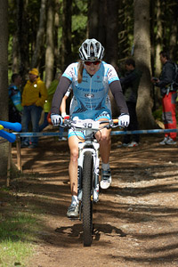 Kathrin Stirnemann at UCI World Cup #3 - Nové Mesto na Morave (2012)
