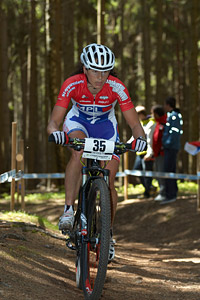 Laura Turpijn at UCI World Cup #3 - Nové Mesto na Morave (2012)