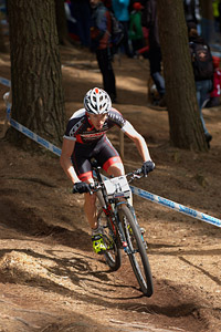 Robby De Bock at UCI World Cup XCO / XCE 2 - Nove Mesto na Morave (2013)