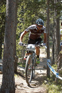 Manuel Fumic at UCI World Cup XCO / XCE / DHI 4 - Vallnord (2013)