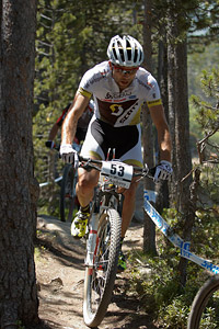 Marcel Wildhaber at UCI World Cup XCO / XCE / DHI 4 - Vallnord (2013)