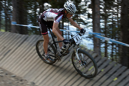 Erno Mc Crae at UCI World Cup XCO / XCE / DHI 4 - Vallnord (2013)