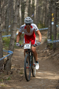 Hugo Briatta at UCI World Cup XCO / XCE / DHI 4 - Vallnord (2013)