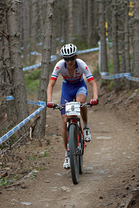 Jan Vastl at UCI World Cup XCO / XCE / DHI 4 - Vallnord (2013)
