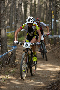 Lars Hubacher at UCI World Cup XCO / XCE / DHI 4 - Vallnord (2013)