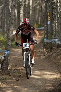 Leo L'Homme at UCI World Cup XCO / XCE / DHI 4 - Vallnord (2013)
