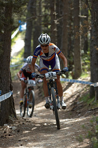 Marianne Vos at UCI World Cup XCO / XCE / DHI 4 - Vallnord (2013)