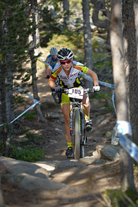 Pierina Beeli at UCI World Cup XCO / XCE / DHI 4 - Vallnord (2013)