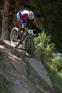 Thijs Zuurbier at UCI World Cup XCO / XCE / DHI 7 - Méribel (2014)