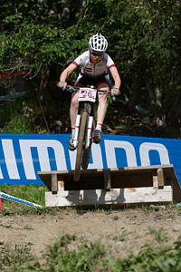 Britt Van Den Boogert at UCI World Cup XCO / XCE / DHI 7 - Méribel (2014)