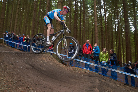 Jeff Luyten at UCI World Cup XCO 1 Nove Mesto na Morave (2015)